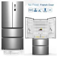Buy cheap Auto Defrost French Fridge Freezer , French Door Style Refrigerators 4 Star product