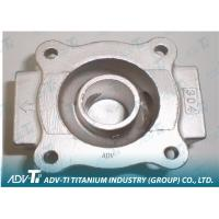Buy cheap OEM SS304 stainless steel casting for pump Metal Investment Casting from wholesalers