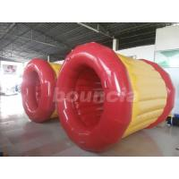 Buy cheap PVC Tarpaulin Inflatable walk on water ball For Swimming Pool / Seaside from wholesalers