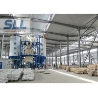Buy cheap Small Dry Mix Mortar Manufacturing Plant , Ready Mix Concrete Plant Machinery from wholesalers