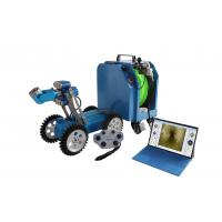 Buy cheap Computer Controlled CCTV Inspection Camera , Lightweight Sewer Robot Camera from wholesalers