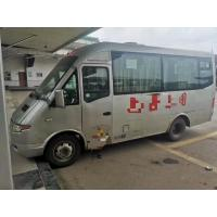 Buy cheap 2013 Year Used Coaster Bus MT 17 Seats Mini Bus Diesel LHD 2798ml Displacement from wholesalers