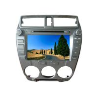 Buy cheap 2012 Honda city For Honda Navi DVD with Bluetooth / Digital TV / 3 D Wifi from wholesalers