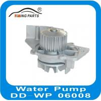Buy cheap Auto Water Pump 1201.C4, Peugeot 206,306,307,406,806,807, GWP-08A from wholesalers
