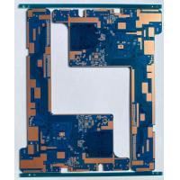 Buy cheap Routing Outline High Frequency PCB Fr4 Material 4 Layers 2 OZ Copper Thickness from wholesalers