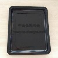 Buy cheap Carbon Steel Enamel Baking Tray 45liter from wholesalers