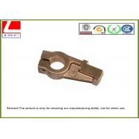 Buy cheap High Precision CNC Machining Services Brass Forging Parts For Voyage Industry product