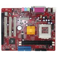 Buy cheap VIA 8601 ATX Motherboard with One ISA Industrial Control from wholesalers
