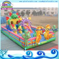 Buy cheap Inflatable bounce house, used commercial inflatable bouncers for sale from wholesalers