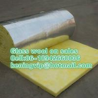Buy cheap Glass wool blanket with Aluminum foil,fiberglass wool roll on sales from wholesalers