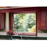 Buy cheap Customized Professional Aluminium Awning Windows with Rubber Seal product