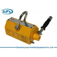 Buy cheap Steel Plate Permanent Magnetic Lifter Undersurface V Style Design OEM Acceptable from wholesalers