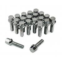 Buy cheap Car Tire Wheel Lug Bolts R13 Ball Seat 66 Mm Overall Length For Audi Porsche from wholesalers