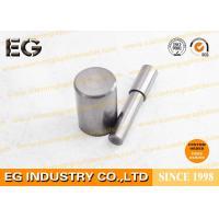 Bulk Density 10mm Carbon Rod , EG 13% Porosity Fine Extruded Graphite Rod