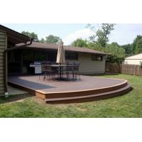 Buy cheap Synthetic/Composite Outdoor Decking Flooring product
