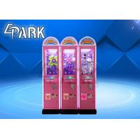 Buy cheap Colorful lucky toy claw crane recreation machine made in China from wholesalers