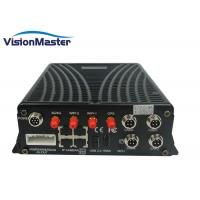Buy cheap 2TB HDD Support 8 Channel Digital Video Recorder , 128GB SD Card Mobile DVR Recorder Car from wholesalers