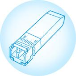 10GBASE-LR SFP+ HP Transceiver Module