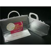 Buy cheap Household Plastic Gift Bags With Handles , Plastic Carrier Bags Shock Resistance from wholesalers