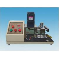 Buy cheap Automotive Wire Scratch Abrasion Testing Machine 4 Digits Count Two Way Movement from wholesalers