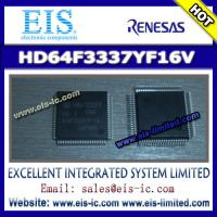 Buy cheap HD64F3337YF16V - RENESAS - Hitachi Single Chip Microcomputer product