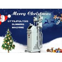 Buy cheap Painless Fat Freezing Liposuction Coolsculpting Cryolipolysis Machine With 4 Handles from wholesalers
