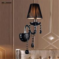 Buy cheap Modern Crystal wall lamp bathroom fixtures for home lighting wall sconce arandela for bedroom Cabinet Lamp Led indoor wa from wholesalers