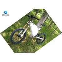 Buy cheap High Speed 19 Inch Enduro Motorbikes With SRAM Handerbar 45-65km from wholesalers
