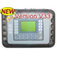 Buy cheap SBB Key Programmer IMMOBILISER Newest Version V33 from wholesalers