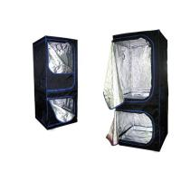 Buy cheap Waterproof Hydroponics Twin Grow Tents Homebox Grow Tent For Plant Indoor Growth from wholesalers