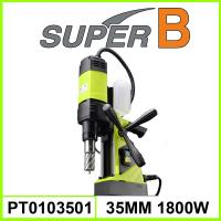Buy cheap 35mm 1100W portable magnetic drill machine; magnetic drill from wholesalers