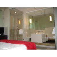 Buy cheap Hotel Shower Room Self Cleaning Glass Anti Bacteria EN12150 Standards from wholesalers