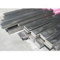 Buy cheap ASTM 316 / 201 / 430 Stainless Steel Flat Bar With Mill Edge And Slit Edge from wholesalers