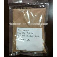 Buy cheap Trace Elements Amino Acid chelate from wholesalers