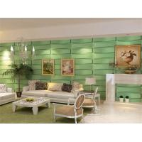 Buy cheap Embossed Decorative 3D Wall Panel / 3D Living Room Wallpaper for Dinning Room from wholesalers