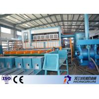 Buy cheap Waste Paper Raw Material Apple Tray Making Machine / Egg Tray Forming Machine product