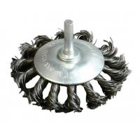Buy cheap Shaft Knot Wheel Brush - WB004 from wholesalers