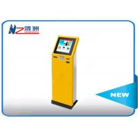 Buy cheap 21.5 inch beautiful design Bill Payment Kiosk modern self ordering kiosk from wholesalers