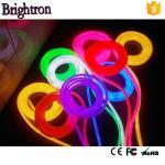 Buy cheap 12V 24V 110V 120V 230V color changing led neon tubes LED Ultra Thin Neon Flex Rope Light from wholesalers