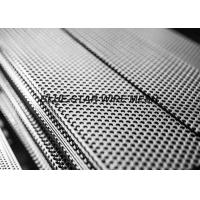Buy cheap Perforated Filter Stainless Steel Filter Wire Mesh High Temperature Resistance from wholesalers