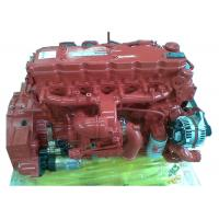 China Durable 180HP Big / Small Cummins Diesel Truck Engines High Speed ISDe180 30 Model on sale