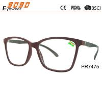 Buy cheap 2018 most popular glasses Wholesale  frame reading glasses with spring hinge from wholesalers