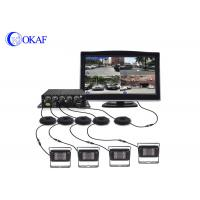 Buy cheap IP66 AHD 960P Vehicle CCTV Camera Mobile DVR System Waterproof Aviation Connector from wholesalers