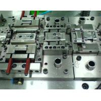 Buy cheap Custom sheet metal stamping dies for precision electronic parts , stamping material SECC from wholesalers