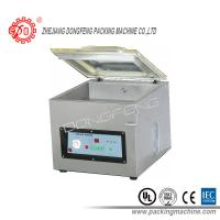 Buy cheap Shrink Wrapping Vacuum Pack Machines / Packaging Machines Oil Filter DZ - 420T from wholesalers