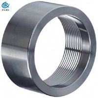 Buy cheap Double Female thread NPT/BSPT full coupling half coupling ASME B16.11 carbon steel/stainless steel/alloy steel from wholesalers