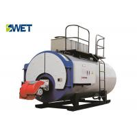 Buy cheap High Efficiency Gas Oil Fired Steam Boiler , 5 T/H Oil Fired Residential Boilers from wholesalers