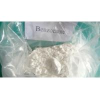 Buy cheap Healthy Bodybuilding Supplements Local Anesthetics APIs Benzocaine 94-09-7 from wholesalers