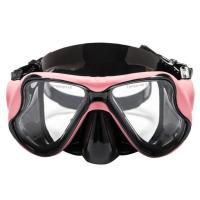 Buy cheap Unisex Swimming Diving MaskColorful Waterproof Tempered Glass Leans No Chemical Effect from wholesalers
