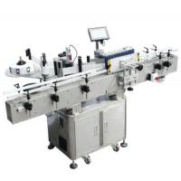 Buy cheap Red Wine Glass Bottle Sticker Machine , Tomato Paste Labeling Equipment product